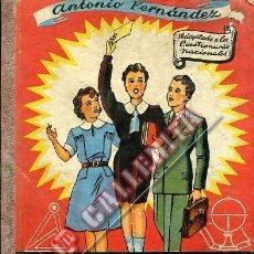Libros de segunda mano: ENCICLOPEDIA PRÁCTICA. GRADO ELEMENTAL. ANTONIO FERNÁNDEZ RODRÍGUEZ. 1954 MADRID. Lote 49153344