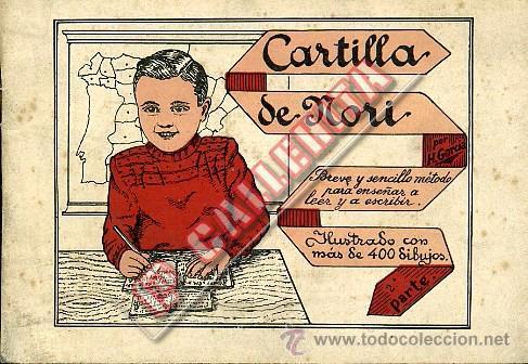 CARTILLA DE NORI. SEGUNDA PARTE. HONORIO GARCÍA. 1953 LEÓN. (Gebrauchte Bücher - Lehrbücher)