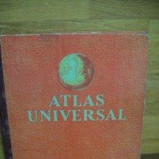 Libros de segunda mano: ATLAS UNIVERSAL - EDITORIAL LUIS VIVES. Lote 49199208