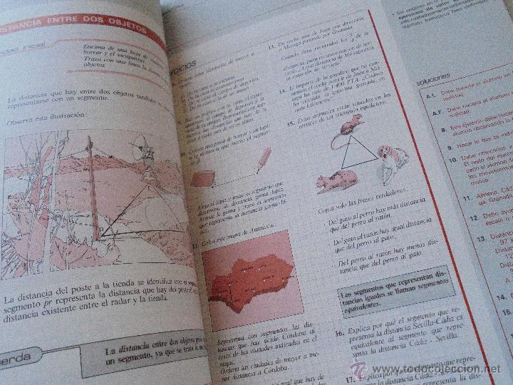 Libros de segunda mano: MATEMÁTICAS,6º. EGB-EQUIPO GRANADA MATS-LIBRO DEL PROFESOR- VV AA-ALGAIDA-1985 - Foto 4 - 52387537