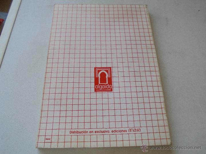 Libros de segunda mano: MATEMÁTICAS,6º. EGB-EQUIPO GRANADA MATS-LIBRO DEL PROFESOR- VV AA-ALGAIDA-1985 - Foto 5 - 52387537