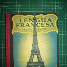 Gebrauchte Bücher - EDELVIVES. Lengua francesa. Primer Curso - 50077329