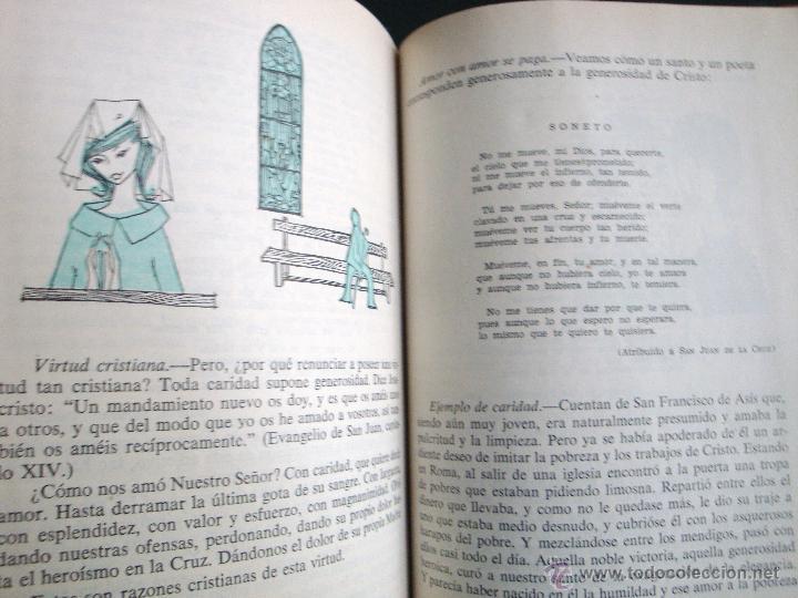 Libros de segunda mano: Economía doméstica-Bachillerato-Magisterio-Comercio-Sección Femenina de F.E.T. y de las J.O.N.S 1965 - Foto 5 - 112226527