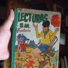 Libros de segunda mano: LECTURAS S.M SM , FANTASIA ,. Lote 50182704