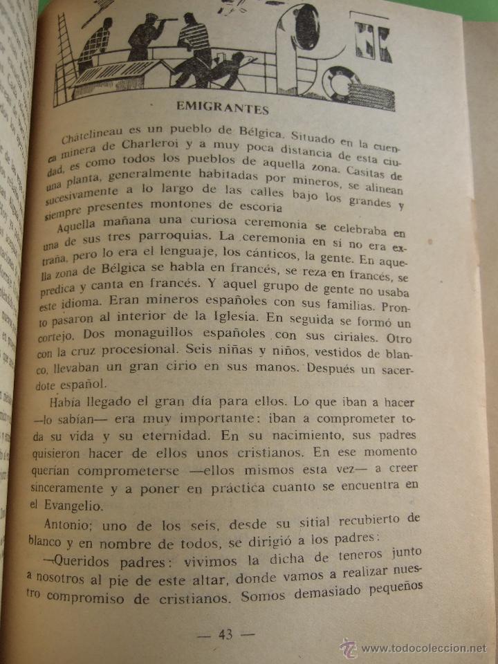 Libros de segunda mano: AHORA - L. GONZALO CALAVIA - LECTURAS FORMATIVAS PARA ESCOLARES DE 10 A 12 AÑOS - 1963 PARANINFO - Foto 4 - 50223108