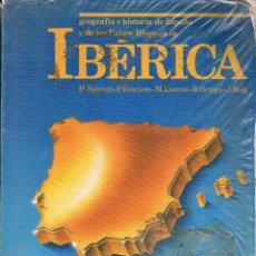 Libros de segunda mano: IBÉRICA GEOGRAFÍA E HISTORIA DE ESPAÑA Y DE LOS PAÍSES HISPÁNICOS 3º BUP 1987 VICENS-VIVE. Lote 50541560