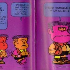 Libros de segunda mano: CUADERNO ESCOLAR MAFALDA. Lote 50716750