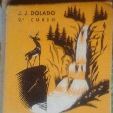 Libros de segunda mano: CIENCIAS NATURALES, J.J. DOLADO, SEGUNDO CURSO. Lote 50828989