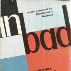Libros de segunda mano: HISTORIA DEL MUNDO CONTEMPORNEO. COU. MINISTERIO DE EDUCACIÓN Y CIENCIA. MADRID. 1987. Lote 50957819