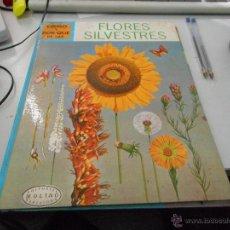 Libros de segunda mano: EDITORIAL MOLINO COLECCION COMO Y POR QUE DE LAS FLORES SILVESTRES. Lote 51136241