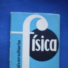 Libros de segunda mano: FISICA PREUNIVERSITARIO. Lote 81478722