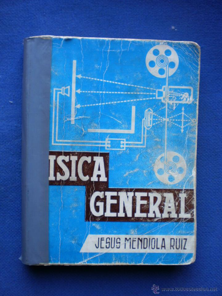 FISICA GENERAL (Libros de Segunda Mano - Libros de Texto )