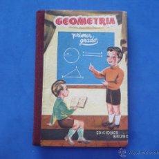 Libros de segunda mano: LIBRO - GEOMETRÍA PRIMER GRADO. Lote 53112780
