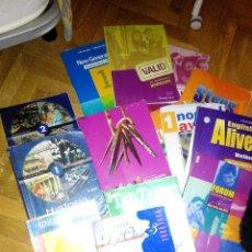Gebrauchte Bücher - lote libros texto eso y bachillerato - 53156542