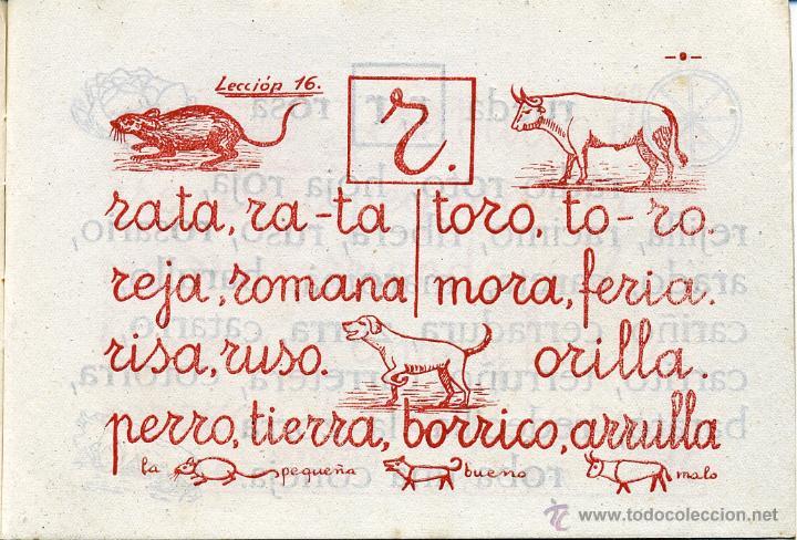 Gebrauchte Bücher: Cartilla de Nori. Segunda parte. Honorio García. 1953 León. - Foto 2 - 49156171