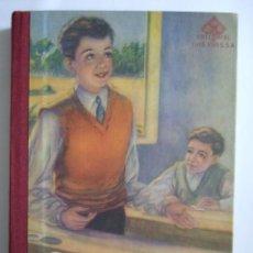 Libros de segunda mano: GRAMATICA SEGUNDO GRADO - EDITORIAL LUIS VIVES 1947 - TAPAS DURAS - FACSIMIL 2007 - 212 PAGINAS. Lote 53414040