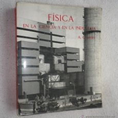 Libros de segunda mano: LIBRO DE TEXTO DE FUNDAMENTOS DE LA TECNOLOGIA DEL CURSO DE ACCESO EN LA UNED. Lote 53463081