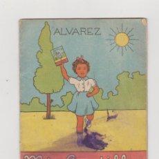 Libros de segunda mano: MI CARTILLA TERCERA PARTE. ALVÁREZ. 1ª EDICIÓN. EDITORIAL MIÑÓN - VALLADOLID 1957.. Lote 53482558