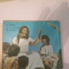 Libros de segunda mano: LIBRO DE TEXTO EGB DE RELIGION JESUS IDEAL DEL HOMBRE DE 1975 ED ECIR MUY RARO. Lote 53565004