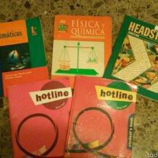 Libros de segunda mano: LOTE LIBROS DE TEXTO FP AÑOS 90. Lote 53565317