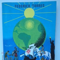 Libros de segunda mano: MUNDO E HISTORIA. FEDERICO TORRES. PARANINFO 1963. Lote 53637678