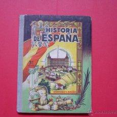 Libros de segunda mano: HISTORIA DE ESPAÑA (3º, BRUÑO, 1949) ¡ORIGINAL! COLECCIONISTA. Lote 53664459