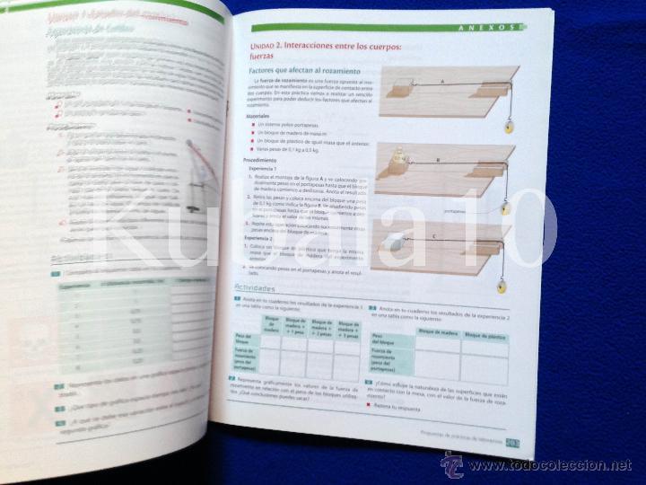física y química cuarto eso volumen 2 ·· oxford - Kaufen Lehrbücher ...