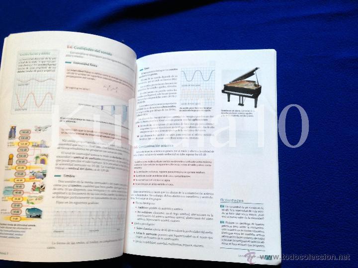 física y química cuarto eso volumen 4 ·· oxford - Comprar Libros de ...