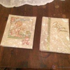 Libros de segunda mano: ANTIGUO 2 LIBRO DE PRIMERA COMUNIÓN DE LOS AÑOS 70-80 . Lote 53985648