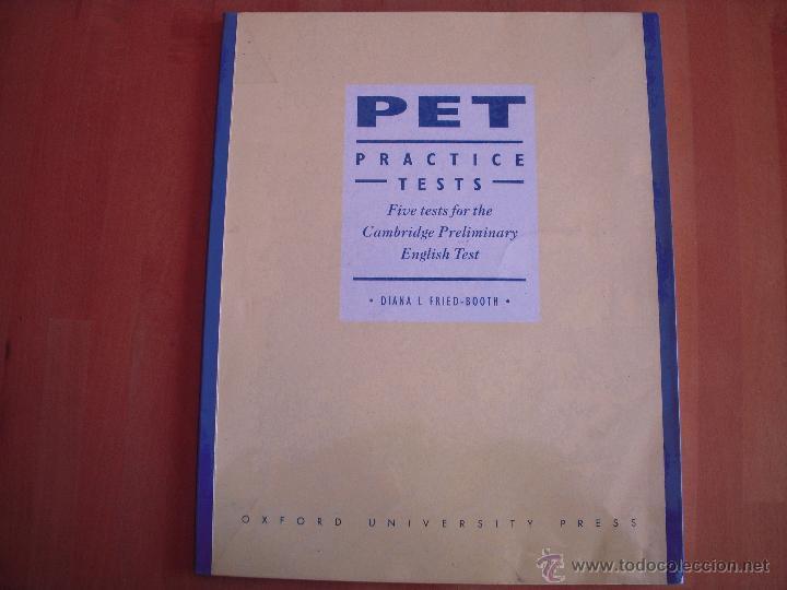 pet, practise tests - Buy Textbooks at todocoleccion - 53998155