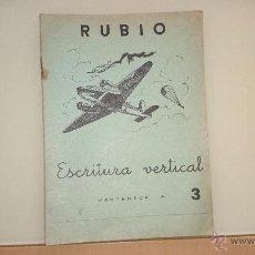 Libros de segunda mano: CUADERNO RUBIO 3. Lote 54005713