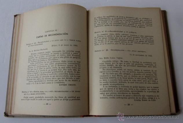 Libros de segunda mano: CORRESPONDENCIA GENERAL - SISTEMA COTS - Foto 3 - 54025770