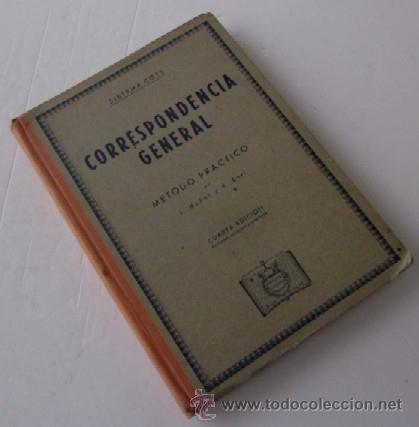 Libros de segunda mano: CORRESPONDENCIA GENERAL - SISTEMA COTS - Foto 7 - 54025770