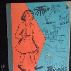Libros de segunda mano: FIGURAS Y PAISAJES, JOSÉ MARÍA VILLERGAS, ED. PRIMA LUCE, 1962. Lote 54055730