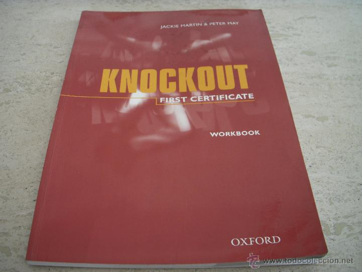 First Certificate Knockout Students Book