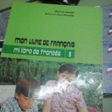 Libros de segunda mano: LIBRO DE FRANCES PRINCIPIANTES. Lote 54272876