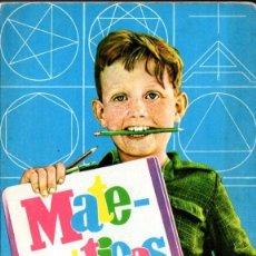 Libros de segunda mano: MATEMÁTICAS TERCER CURSO (S.M., 1962) COMO NUEVO. Lote 54671773
