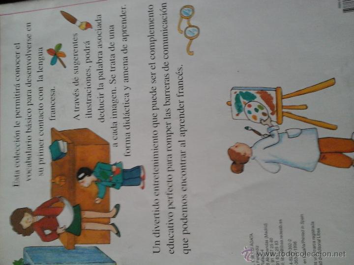 Libros de segunda mano: Libro frances infantil - Foto 3 - 54672898