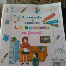 Libros de segunda mano: LIBRO FRANCES INFANTIL. Lote 54672898