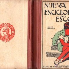 Libros de segunda mano: NUEVA ENCICLOPEDIA ESCOLAR GRADO SEGUNDO (HIJOS DE SANTIAGO RODRÍGUEZ, BURGOS 1943). Lote 54799744