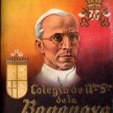 Libros de segunda mano: MEMORIA ESCOLAR LA SALLE BONANOVA 1944-45. Lote 55120159