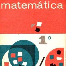 Libros de segunda mano: DESCHAMPS : MATEMÁTICAS 1º CURSO TEIDE (1968). Lote 55327161