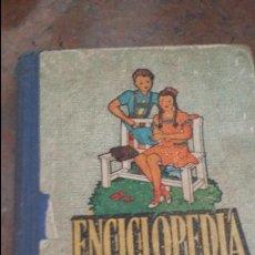 Libros de segunda mano: ENCICLOPEDIA -GRADO ELEMENTAL. Lote 55982892