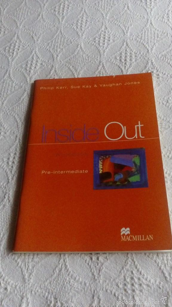 Libro De Ingles Inside Out Pre Intermediate Wor Buy Textbooks At Todocoleccion 57000543