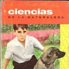 Libros de segunda mano: P. LEGORBURU IGARTÚA : CIENCIAS DE LA NATURALEZA (S. M. 1964). Lote 57540172