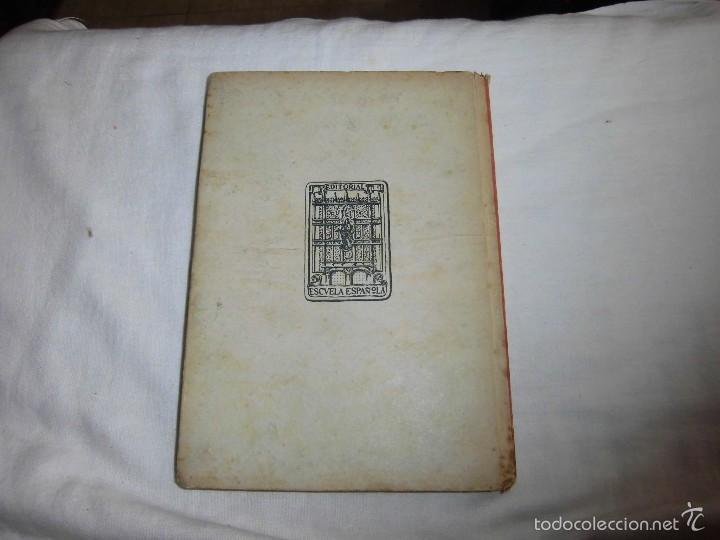 Libros de segunda mano: LA PATRIA ESPAÑOLA.EZEQUIEL SOLANA.ESCUELA ESPAÑOLA 1955 - Foto 8 - 57545548