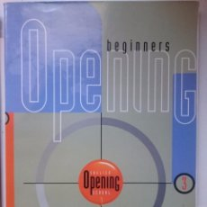 Libros de segunda mano: ENGLISH OPENING SCHOOL -- OPENNING BEGINNERS 3 - STUDENT´S BOOK -- REFALYAEMEX1. Lote 57671682