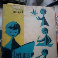 Second hand books - LECTURAS INFANTILES-EZEQUIEL SOLANA-ED.ESCUELA ESPAÑOLA - 57804657