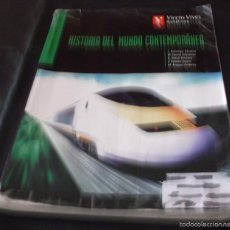 Second hand books - historia del mundo contemporaneo Vicens Vives Bachillerato - 57835404