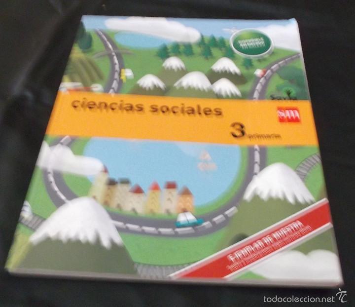 Ciencias Sociales 3 Primaria Sm Comprar Libros De Texto En Todocoleccion 57835939